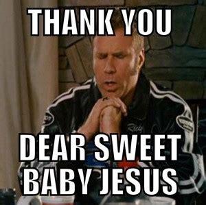 Will Ferrell Quotes Baby Jesus