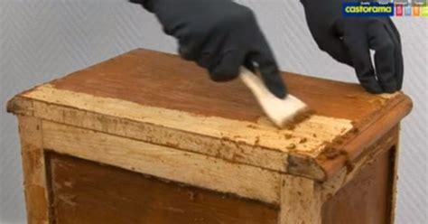 degraisser meubles cuisine bois vernis comment d 233 caper un meuble en bois maison