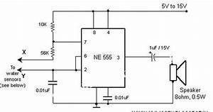 joji39s spot mini projects rain alarm using ne 555 With rain alarm circuit