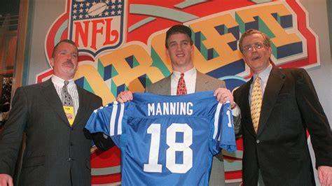 Peyton Manning Through The Years