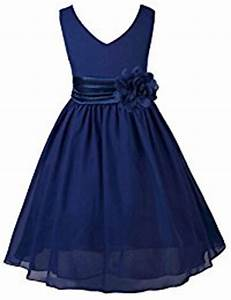 amazonfr robes fille vetements habillee casual With couleur pour bebe garcon 12 robe longue de ceremonie rose broderie