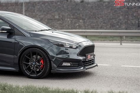 2015 focus st tail light tint ford focus st sedan by ss tuning has an sti wing