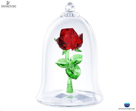 Swarovski Disney Beauty And The Beast Enchanted Rose 5230478