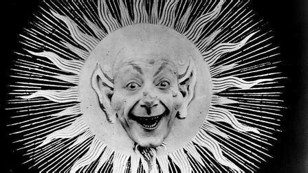georges melies the astronomer s dream the eclipse courtship of the sun and moon 1907 mubi