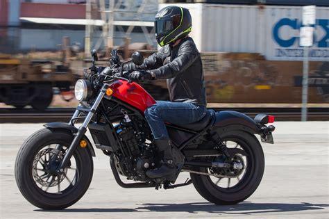 Review Honda Cmx500 Rebel by 2017 Honda Rebel 500 Review 2017 2018 2019 Honda Reviews