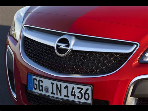 Opel Insignia Opc Sports Tourer 2018 Exotic Car Image 04