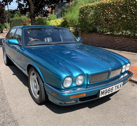 SUPERCHARGED STRAIGHT SIX XJ300 SALOON | Classic cars for ...