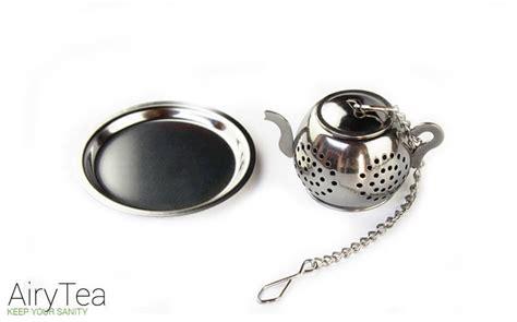 Buy Tea Pot (stainless Steel) Tea Infuser