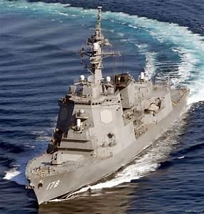 JDS Ashigara DDG-178 Atago class Guided Missile Destroyer ...