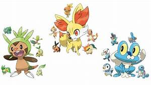expectations with pokemon x and pokemon y