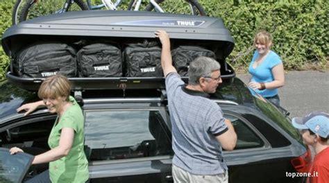 box baule per auto box tetto auto trova il portabagagli da tetto perfetto