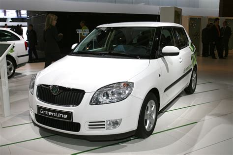 Skoda Fabia Greenline 2008 Photo 28642 Pictures At High