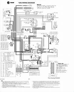 Trane Wiring Diagrams