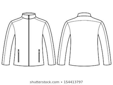 Sports Jacket Template Natashamillerweb