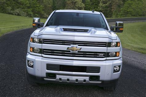 Chevrolet Silverado Hd by 2017 Chevrolet Silverado Hd Gm Authority