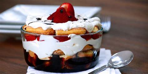 italian desserts a sweet ending