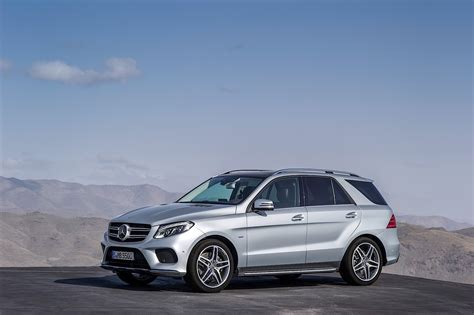 Mercedes gle suv 2017 review   mat watson reviews. 2016 Mercedes-Benz GLE Review - autoevolution
