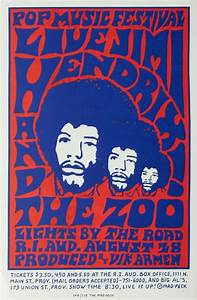 Jimi Hendrix and The Zoo Original Limited Edition Concert ...