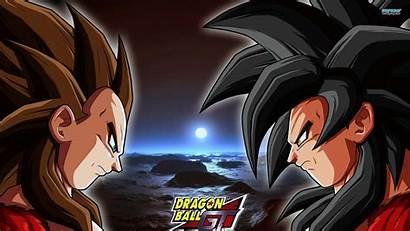 Goku Vegeta Super Saiyan Dragon Ball Wallpapers