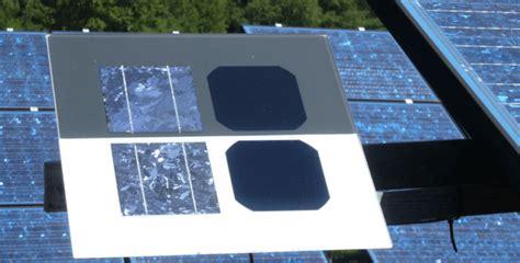 monocrystalline  polycrystalline solar panel differences