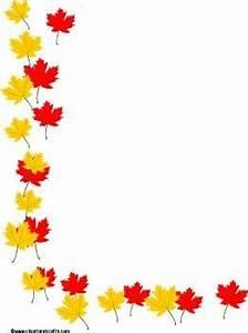 Black And White Leaf Border Clipart | Clipart Panda - Free ...