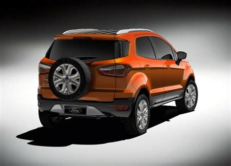 Ford Eco Sport Car Price In India Wallpapers