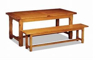 Table Chene Massif Rustique : table rustique en ch ne massif avec allonges meubles hummel ~ Teatrodelosmanantiales.com Idées de Décoration
