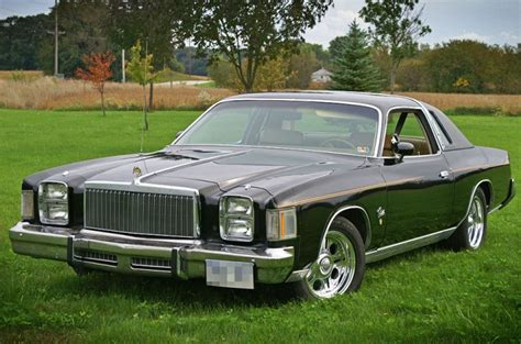 1983 Chrysler Cordoba by Chrysler Cordoba 1975 1983 Luxury Cars