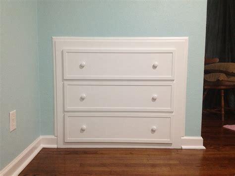 build dresser  wall plans diy