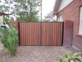 Composite Wood Fence Gate