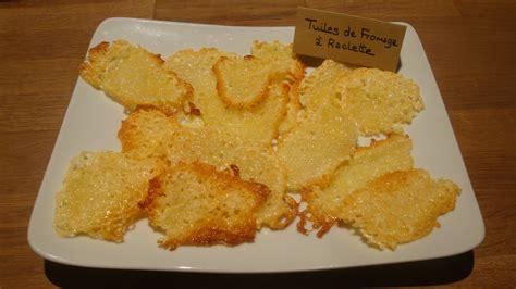 Tuiles Fromage les fromages de clairette tuiles au fromage 224 raclette