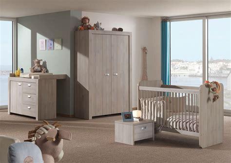 chambre bébé contemporaine chambre bébé complète contemporaine chêne clair margaux