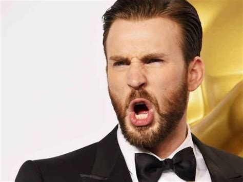 Chris Evans memes   After Chris Evans aka Captain America ...