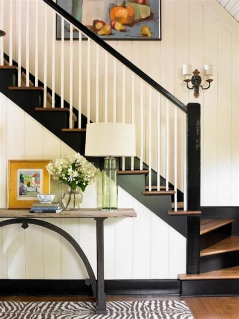 Black Staircase Banister by Best 25 Black Banister Ideas On Staircase