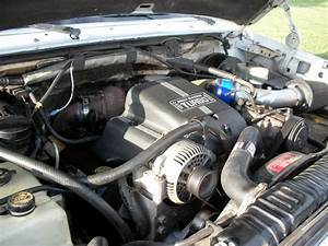 Early 95 Coolant  Radiator Hose Routing