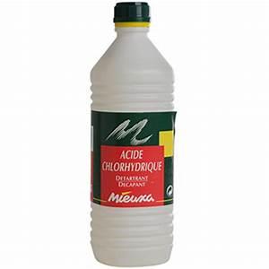 Acide Chlorhydrique Canalisation : acide chlorhydrique tous les produits entretien de la ~ Dode.kayakingforconservation.com Idées de Décoration
