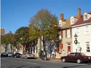 Fredericksburg, Virginia - Downtown