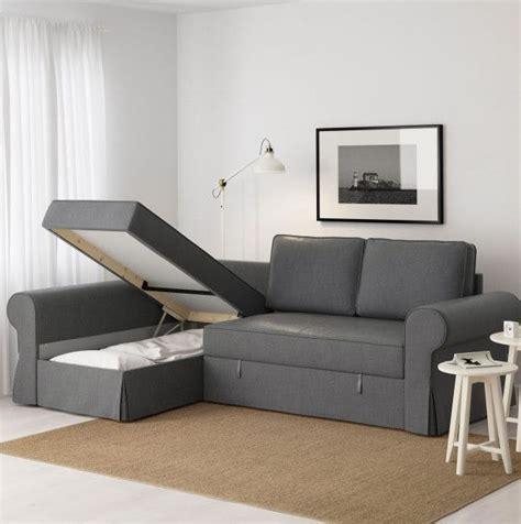 ikea sleeper sofa  small space living rooms brit