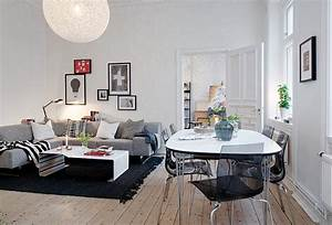 Swedish apartment decor interior design ideas for Interior design ideas for old apartments