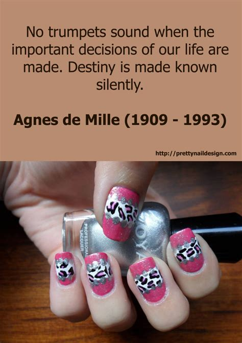 cute nail quotes quotesgram