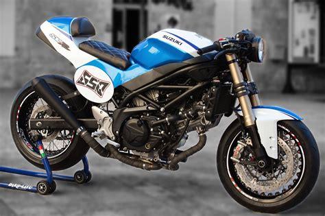 Suzuki Sv650 Cafe Racer by R 650 Suzuki Sv Rocketgarage Cafe Racer Magazine