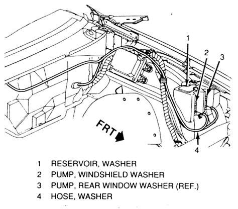 repair windshield wipe control 1993 chevrolet caprice classic interior lighting repair guides