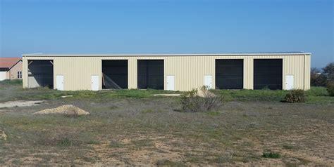 40 X 125 X 16 Used Building For Sale In California