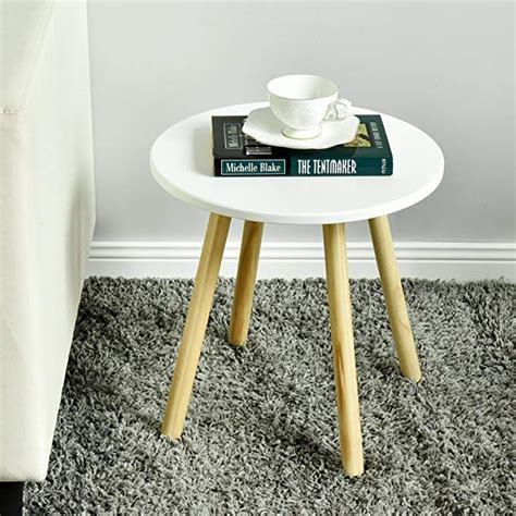 They know these are books for adults and they know that they have to work to uncover their meaning. AmazonSmile: WELLAND Wood End Table, Modern Round Coffee Table, Environmentally Friendly Living ...