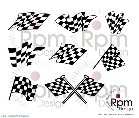 Pdf file, svg file, htv file, clip art, svg, pdf, svg file for cricut, svg file for cameo, dxf file, checkered crossed racing flag, racing flag, finish line flas if you are unsure of compatible file formats for your cutting machine software, please convo me for a link to a free test design in all formats. Checkered Flag SVG File Checker Flag SVG Racing SVG