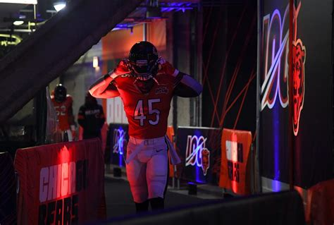 Joel Iyiegbuniwe's Time May Have Finally Come with Bears