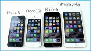 Comparatif Iphone 6 Et Se : comparaison iphone 6 plus vs iphone 6 vs iphone 5s vs iphone 5 5c vs iphone 4s vs ~ Medecine-chirurgie-esthetiques.com Avis de Voitures