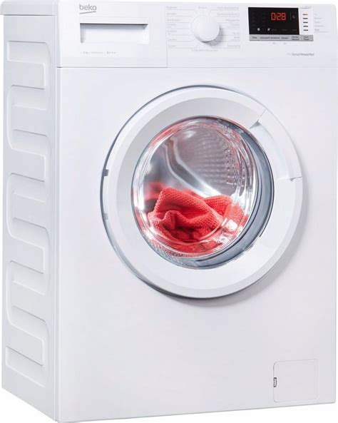 beko waschmaschine auf werkseinstellung zurücksetzen beko waschmaschine wmo622 6 kg 1400 u min kaufen otto
