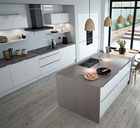 Phoenix White Gloss  Kitchens Direct Ni. Kitchen Sink Faucet Base Loose. Sink Size Kitchen. Top Kitchen Sinks. Kitchen Sink Drains Very Slowly. Sinks Kitchen Stainless Steel. Brushed Steel Kitchen Sink. Double Bowl Kitchen Sink Sizes. Replacing Plumbing Under Kitchen Sink
