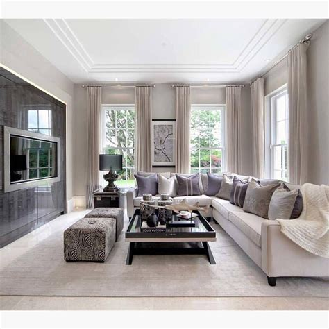 elegant family room   lc company living rooms